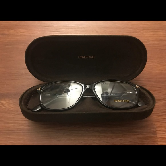 86b1f6bd0bb4 BRAND NEW TOM FORD square optics glasses